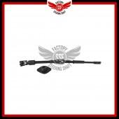 Upper Steering Shaft & Lower Steering Shaft - JCDA00