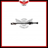 Lower Steering Shaft & Upper Universal Joint Assembly - JCQU11
